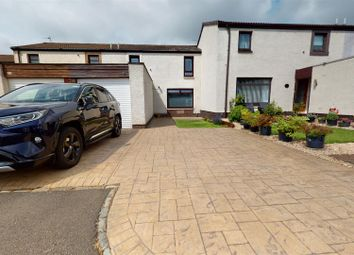 Thumbnail 3 bed terraced house for sale in Harburn Avenue, Deans, Livingston