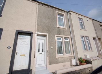 Thumbnail 2 bed terraced house for sale in Ross View, Main Road, High Harrington, Workington