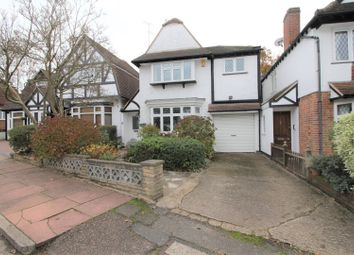 Thumbnail 3 bed link-detached house for sale in Canons Close, Canons Park, Edgware