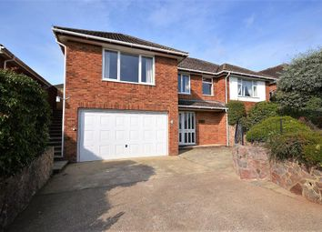 Thumbnail 3 bed detached house for sale in Balfours, Sidmouth, Devon