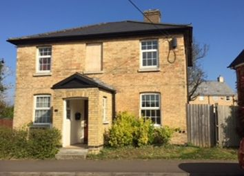 Thumbnail 2 bed flat to rent in Ermine Street North, Papworth Everard, Cambridge