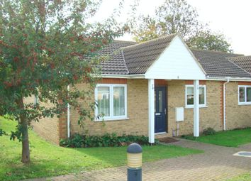 Thumbnail 2 bed bungalow for sale in Brickfield Farm Close, Longfield