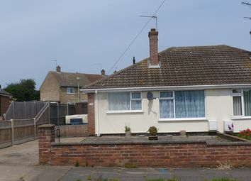 Thumbnail 2 bedroom bungalow to rent in June Avenue, Lowestoft