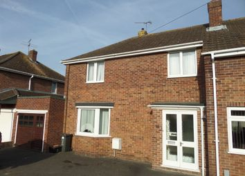 Thumbnail 3 bed semi-detached house to rent in Burns Way, Swindon