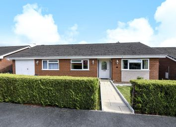 Thumbnail 4 bed detached bungalow for sale in Hill View, Builth Wells