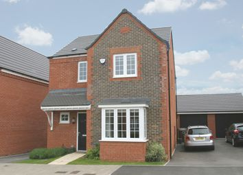 Thumbnail 3 bed detached house to rent in Roman Way, Thame Meadows, Thame