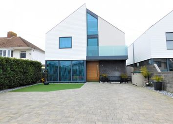 Thumbnail 5 bed detached house for sale in Branksea Avenue, Hamworthy, Poole, Dorset