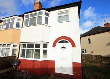Thumbnail 3 bed semi-detached house to rent in The Crescent, Tettenhall Wood, Wolverhampton