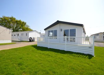 Thumbnail 2 bed lodge for sale in Colchester Road, St. Osyth, Clacton-On-Sea