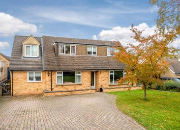 Thumbnail 4 bed detached house for sale in Church Lane, Middle Barton, Chipping Norton