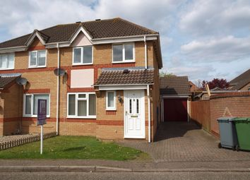 3 bed semi-detached house to rent in Marigold Close, Horsford NR10