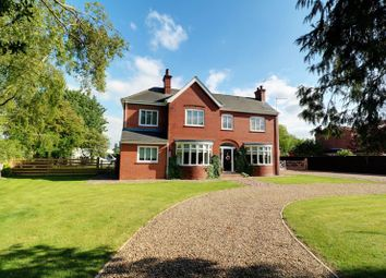 Thumbnail 5 bed detached house for sale in Sampson Street, Eastoft, Scunthorpe