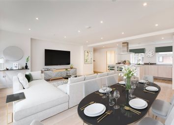 Thumbnail 2 bed flat for sale in Mortlake High Street, London
