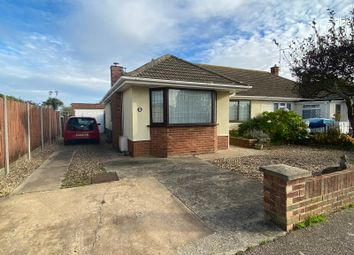 Thumbnail 3 bed semi-detached bungalow for sale in Marram Drive, Caister-On-Sea, Great Yarmouth