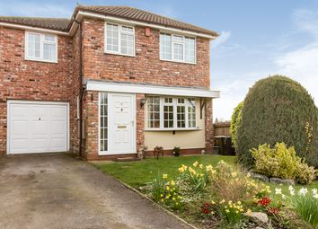 Thumbnail 4 bed detached house for sale in Pheasant Drive, Wincham, Northwich, Cheshire