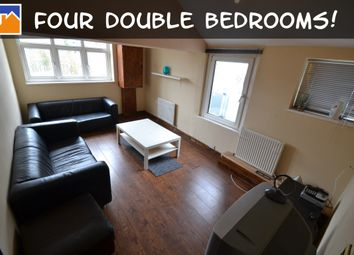 Thumbnail 4 bedroom property to rent in Albany Road, Roath, Cardiff