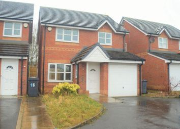 Thumbnail 3 bedroom detached house to rent in Eltham Walk, Widnes