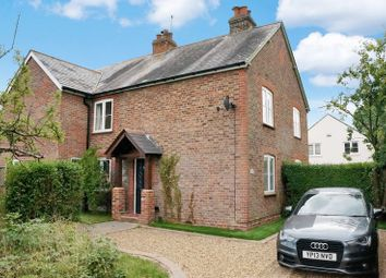 Tintells Lane, West Horsley, Leatherhead KT24. 3 bed semi-detached house