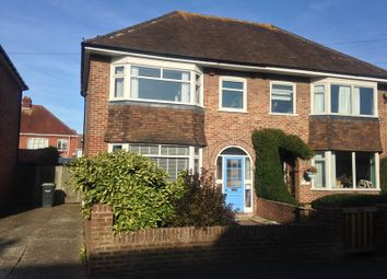 3 bed semi-detached house for sale in St. Andrews Road, Gosport, Hampshire PO12