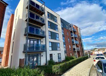 Thumbnail 1 bed flat for sale in The Boulevard, Canton, Cardiff