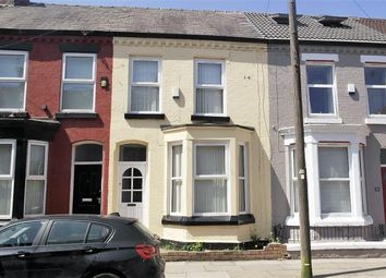 Thumbnail 3 bed terraced house to rent in Hannan Road, Kensington, Liverpool