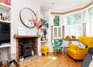 Thumbnail 2 bed flat for sale in Carr Road, Walthamstow, London