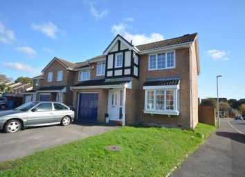 Thumbnail 4 bedroom detached house for sale in Linnet Road, Creekmoor, Poole