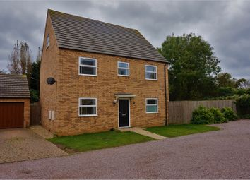 Thumbnail 5 bedroom detached house for sale in Diamond Close, Easton On The Hill