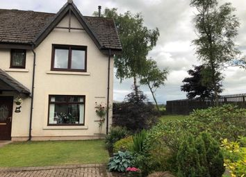 Thumbnail 3 bed semi-detached house to rent in St. Andrews Close, West Linton