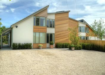 Thumbnail 4 bed detached house for sale in Halton Lane, Wendover