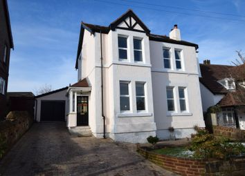 Thumbnail 4 bed detached house for sale in South Drive, Heswall, Wirral
