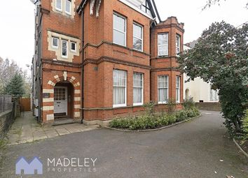 Thumbnail 1 bed flat to rent in Madeley Road, London