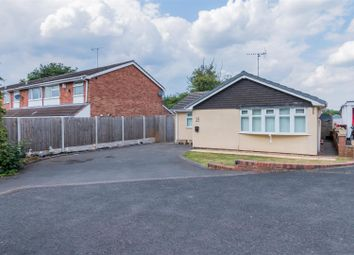 Thumbnail 2 bed bungalow for sale in Pentland Gardens, Wolverhampton