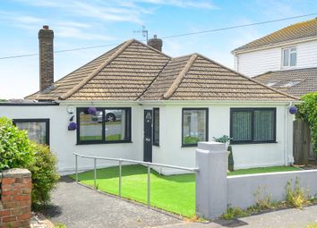 Thumbnail 4 bed detached bungalow for sale in Wicklands Avenue, Saltdean, Brighton