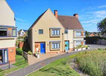 Thumbnail 3 bed semi-detached house for sale in Old Station Close, Lavenham, Sudbury