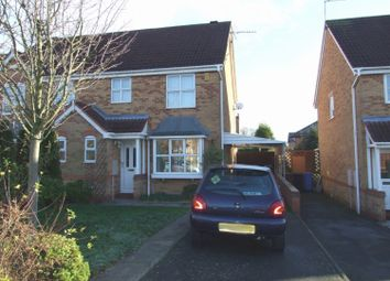 Thumbnail 3 bed semi-detached house to rent in Castleshaw Drive, Littleover, Derby