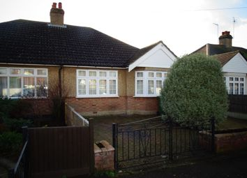 Thumbnail 3 bed semi-detached bungalow for sale in Arlington Road, Ashford