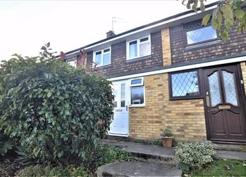 Thumbnail 3 bed terraced house for sale in Linnet Drive, Chelmsford, Essex