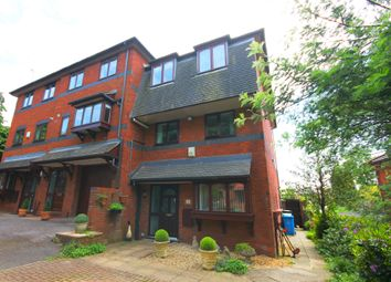 Thumbnail 4 bed town house to rent in Belle Vue Road, Lower Parkstone, Poole