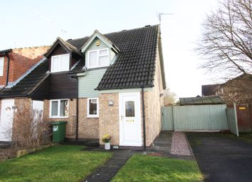 Thumbnail 2 bed terraced house for sale in Sunnymead, Werrington