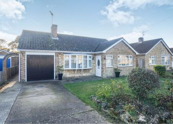 Thumbnail 3 bed detached bungalow for sale in Lady Bower Close, North Hykeham
