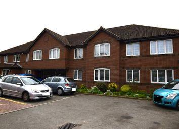 Thumbnail 1 bed flat for sale in Chadwell Heath Lane, Chadwell Heath, Romford