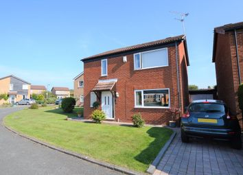 Thumbnail 4 bed detached house for sale in Smithy Pathway, Chester