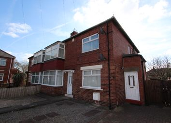 Thumbnail 2 bed flat to rent in Bardolph Road, North Shields