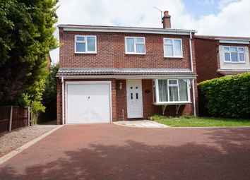 Thumbnail 4 bed detached house for sale in Heathfield Gardens, Retford