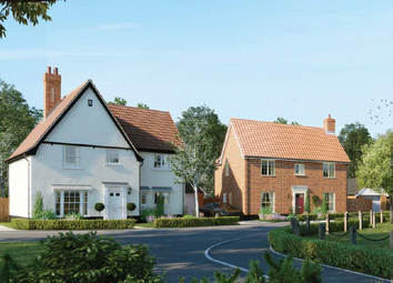 Thumbnail 2 bed flat for sale in Station Road, Framlingham, Suffolk