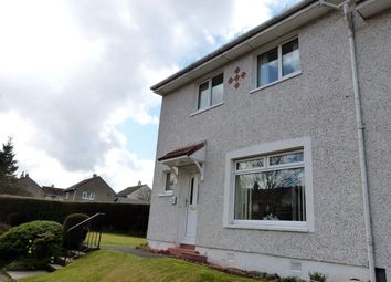 Thumbnail 2 bed end terrace house for sale in Somerville Drive, Murray, East Kilbride
