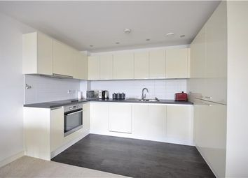 Thumbnail 2 bed flat to rent in Nobel House, Queensway, Redhill, Surrey