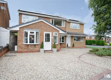 Thumbnail 6 bed detached house for sale in Woodrow Crescent, Knowle, Solihull