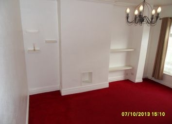 Thumbnail 4 bed terraced house to rent in St Heliers Road, Blackpool